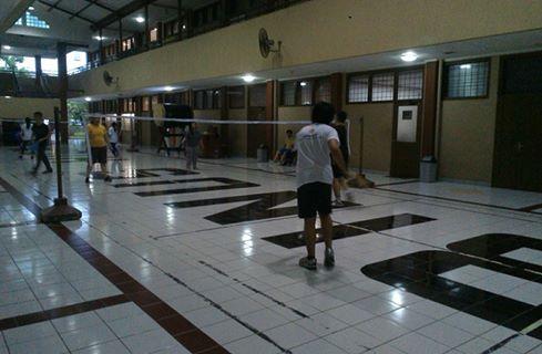 汉语角 Badminton in Mandarin Corner