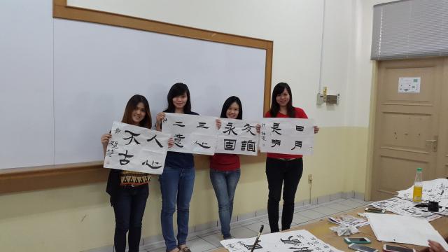 学生的一些作品