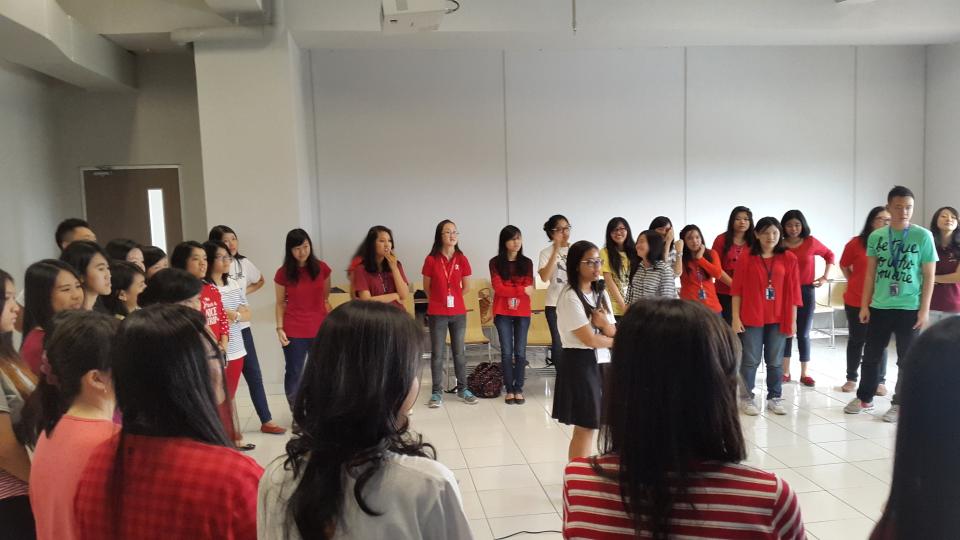 2014年唱歌比赛 Lomba Menyanyi Tahun 2014