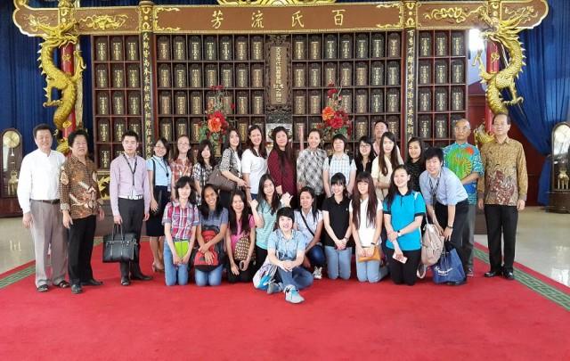 Kunjungan Ke Yayasan Dana Sosial Priangan Bandung