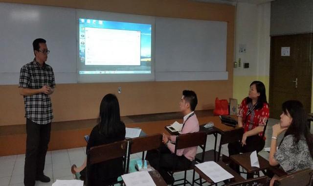 Lecturer Series Menyiapkan Artikel Ilmiah 1