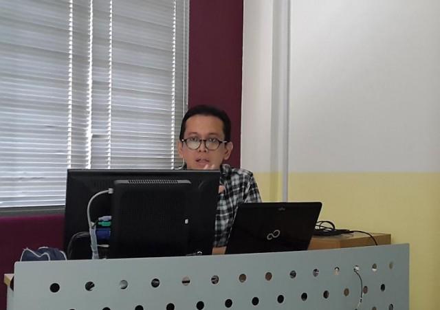 Lecturer Series Menyiapkan Artikel Ilmiah Pak Bondan