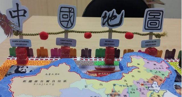 Peta Tiongkok Propinsi 2