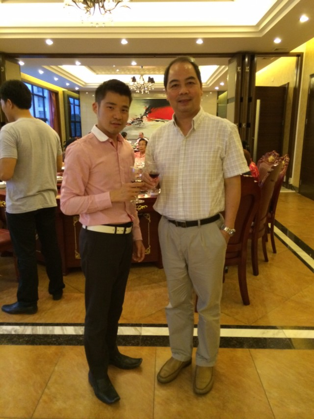 2014年亚洲华校校长广西培训班 4