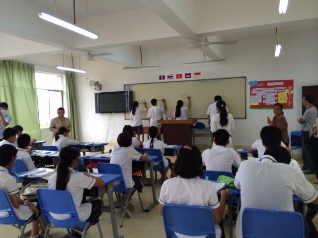 2014年亚洲华校校长广西培训班 7