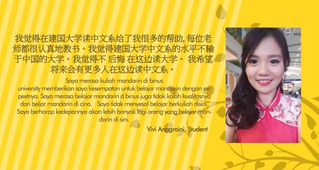 Testimonial Mahasiswa Vivi Anggreani