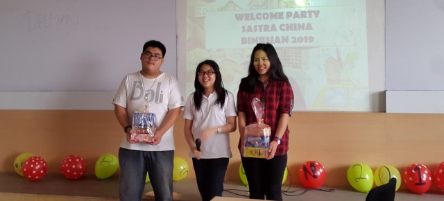 Welcoming Party 2015 - 2