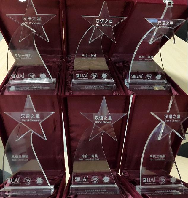 BINUS Sastra China Lomba Star of Chinese-4
