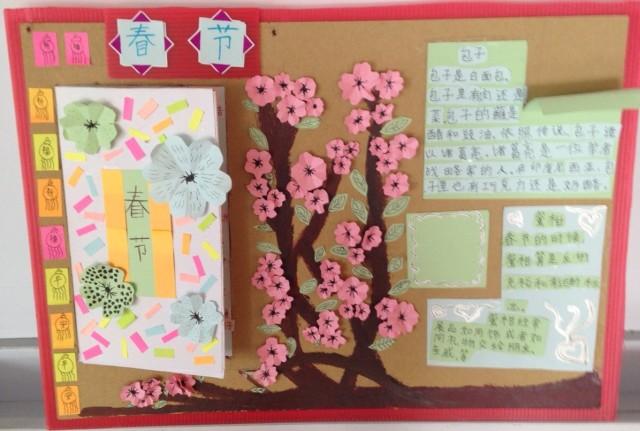Poster Bahasa Mandarin Alsut 1
