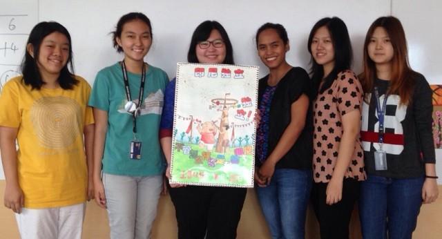 Poster Bahasa Mandarin Alsut 11