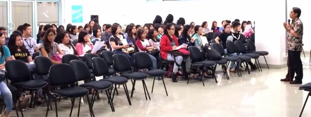 Seminar Filosofi Tradisional Tiongkok oleh Herwi laoshi-2