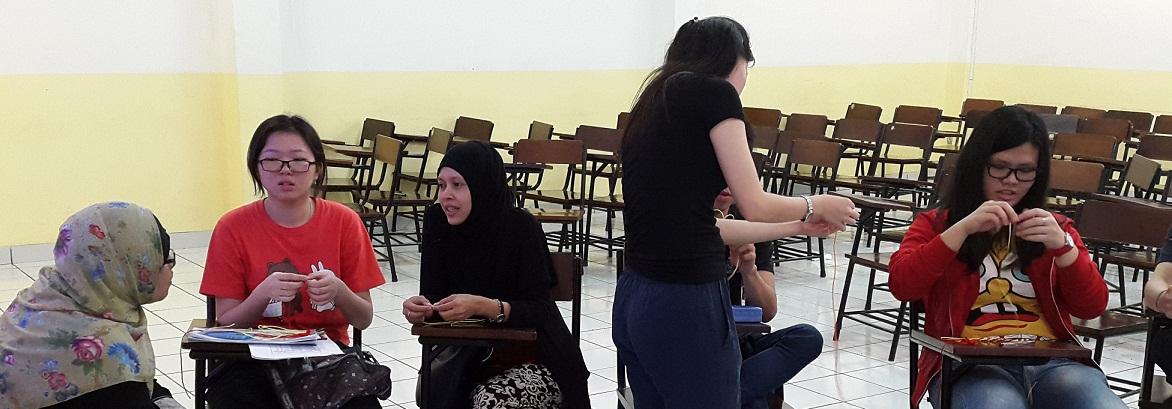 Ekstrakulikuler Seni Menggunting & Tali Temali-Semester Ganjil 2015-2016-5
