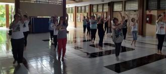 2015年-2016年上学期 舞蹈课外活动 Ekstrakulikuler Tari Semester Ganjil 2015-2016