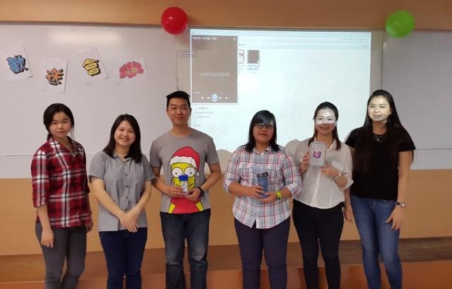 Para Pemenang Hadiah Door Prize