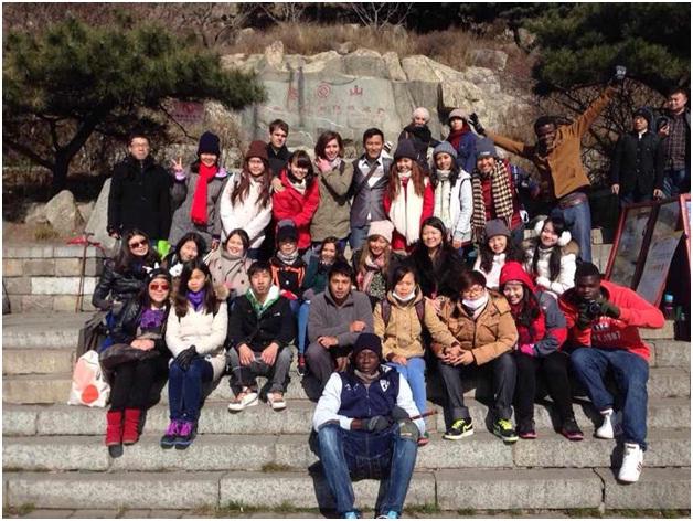 2014级厦门大学海外教育学院汉语国际教育硕士孔子学院奖学金生文化体验(山东,2014年11月15-17日)