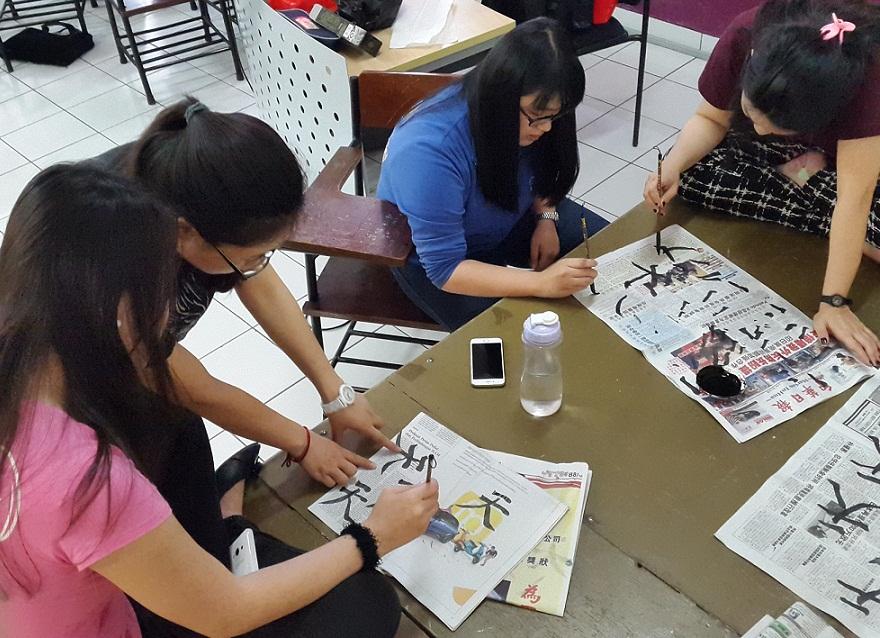 Ekstrakulikuler Kaligrafi-Semester Genap 2015-2016-6