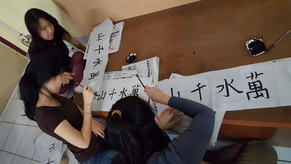 Hasil Karya Ekstrakulikuler Kaligrafi Semester Genap 2015-2016-3
