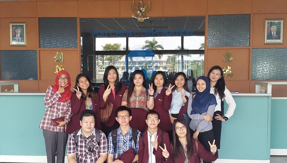 Kunjungan Mahasiswa Sastra China BINUS ke PT. Nikomas Gemilang-4
