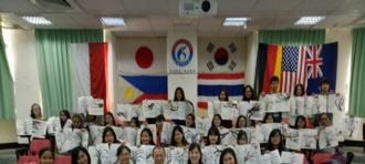 Study Abroad Mahasiswa Sastra China Binus University ke Taiwan