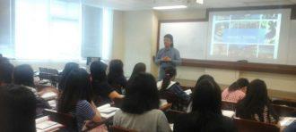 Seminar Penyebaran Bahasa Minnan dan Pembelajaran Bahasa Mandarin