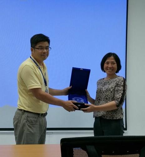 Apresiasi PT NIKOMAS GEMILANG Kepada Jurusan Sastra China Binus University