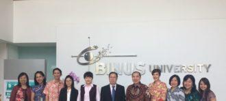 Kunjungan Prof Li, Sekretaris Partai Komunis Guangxi Xiangsi Hu College
