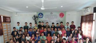 Winter Camp – Fujian Normal University